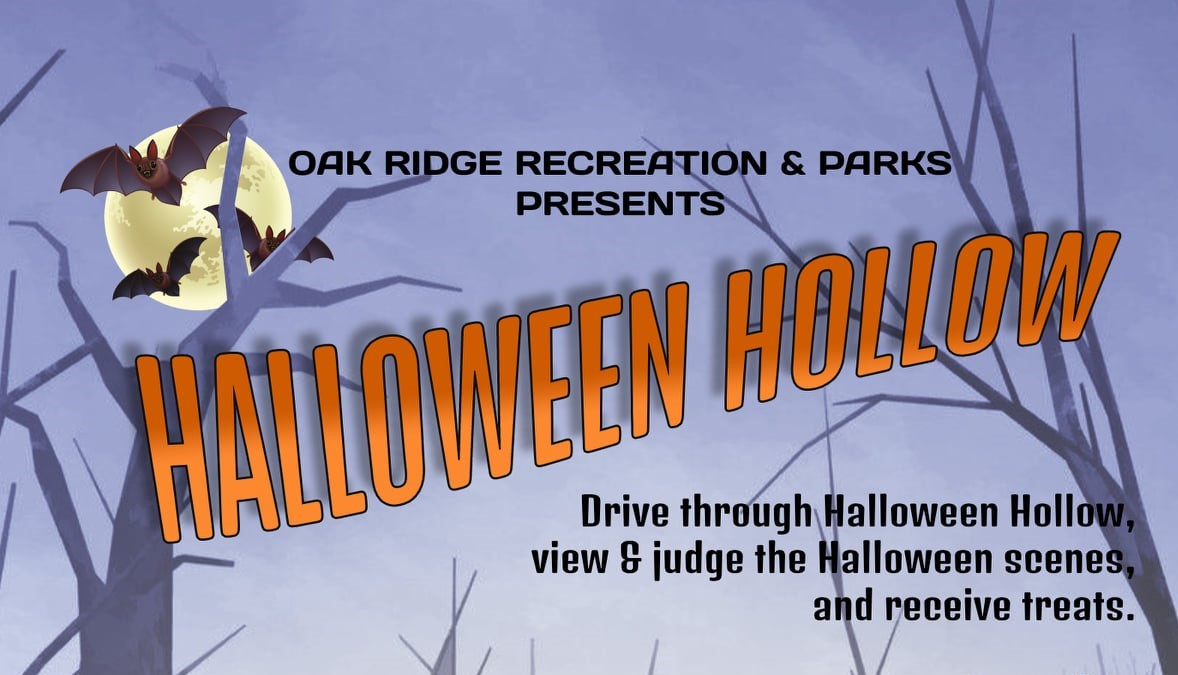 Trick Or Treating Halloween In Oakridge 2020 Welcome to the City of Oak Ridge, Tennessee